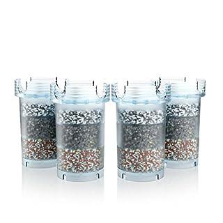 Wasserfilter Kartuschen MAUNAWAI Kini für 12 Monate - 4 Stück (Jahrespaket)