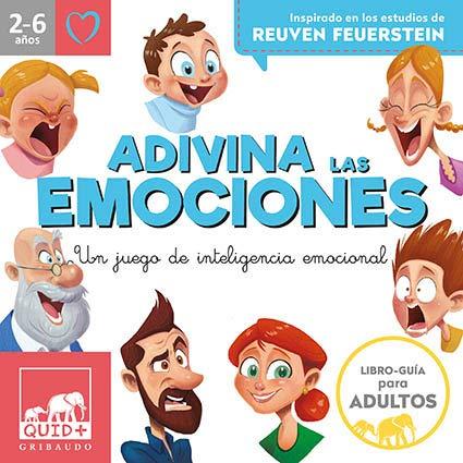 Adivina las emociones: Un juego de iteligencia emocional (Quid +)