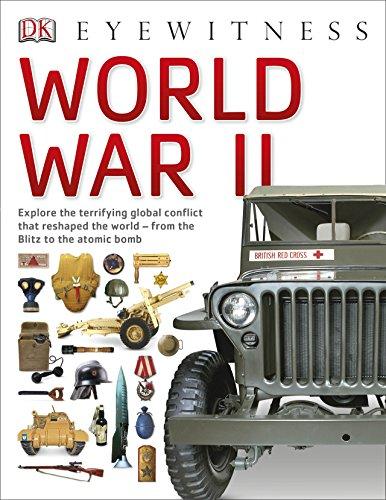 World War II (Eyewitness) por Vv.Aa