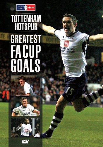 Tottenham Hotspur - Greatest Fa Cup Goals [DVD] -