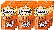 Dreamies Cat Treats, Chicken, 60g x 6