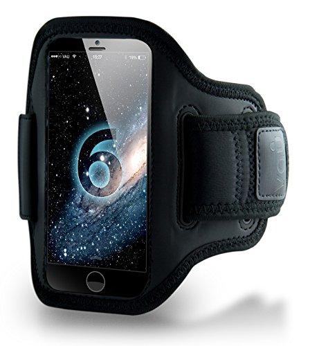 vau ActionWrap Sport-Armband Tasche, Hülle passend für Apple iPhone 6S / iPhone 6 Sportwrap Armband