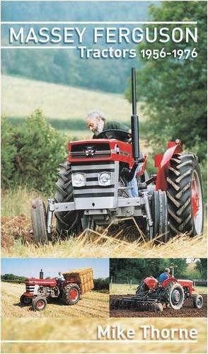 Descargar Libro Massey Ferguson Tractors 1956-1976 de Mike Thorne