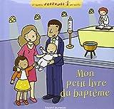Mon petit livre du baptême
