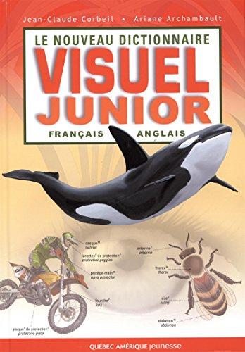 Le nouveau dictionnaire visuel junior français-anglais par Jean-Claude Corbeil, Ariane Archambault