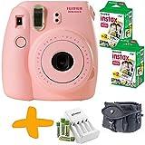 Fuji Instax Mini 8 Rosa Sofortfilmkamera