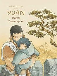 Yuan, journal d'une adoption par Marie Jaffredo