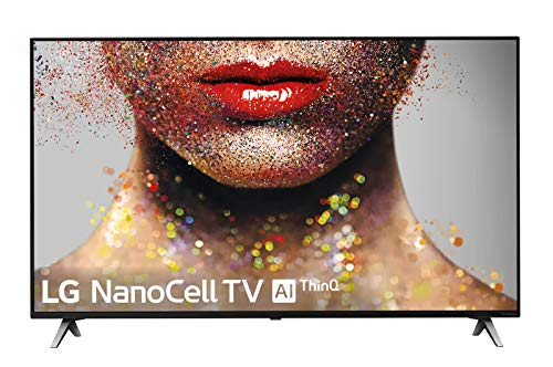 LG TV NanoCell AI, 55SM8500PLA, Smart TV 55', 4K Cinema HDR con Dolby Vision e Dolby Atmos, Alexa integrato