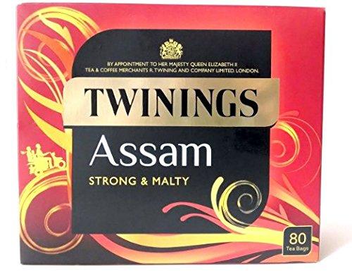 Twinings Assam 80 Tea Bags