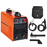Gomistar 200A ARC MMA IGBT Digital Display LCD Hot Start Welding Machine DC Inverter Welder 200 AMP Rod Anti-Stick 220V,230V,240V Complete Package