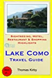 Located in the Lombardy region in northern Italy, Lake Como is one of the most picturesque tourist destinations in Italy. The beauty of the lake and its surrounding areas has made it a favorite vacation spot for the rich and famous. The beauty of Lak...