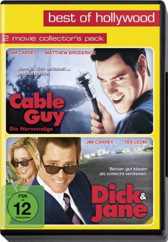 Bild von Cable Guy - Die Nervensäge/Dick und Jane - Best of Hollywood (2 DVDs)