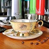 YMKCMC Becher Alte Porzellan Kaffeetasse Dish Suits Keramik Phnom Penh Nachmittagstee Tassen 220Ml B