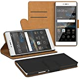 PREMIUM - Book-Style Case für - Huawei Ascend P7 Mini -