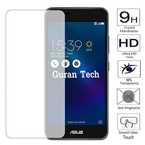 Guran® Displayschutz Glasfolie für Asus Zenfone 3 Max (5.2 inch) Smartphone Hartglas Schutzfolie Film