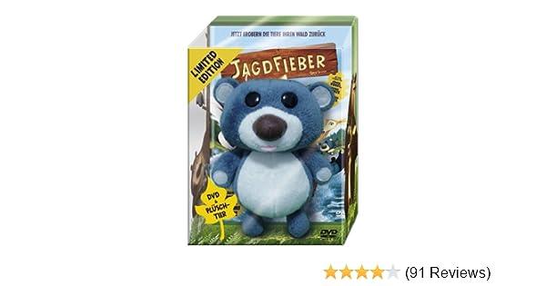 Jagdfieber (inkl. Plüschtier) [Limited Edition]: Amazon.de: Pamela ...