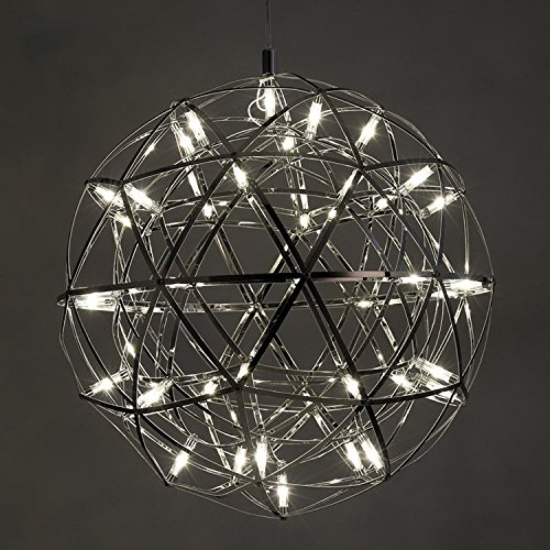 CLG-FLY soggiorno moderno ristorante Crystal Room illuminazione creativa #19