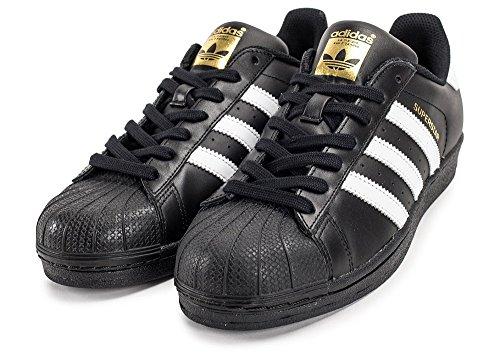 adidas-superstar-foundation-zapatillas-para-hombre-cblack-ftwwht-cblack-eu-44-2-3-uk-10