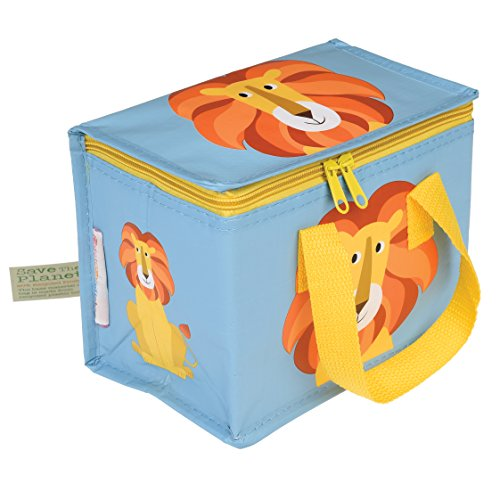 insulated-colourful-creatures-childrens-lunch-bag-choice-of-design-lion-