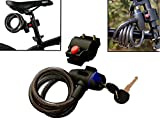 #7: Lista Cable Key Lock For Bike Cycle Helmet Luggage