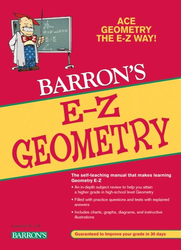 Geometry the Easy Way (E-Z Series)
