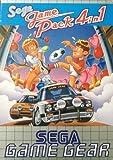 Game Gear - SEGA Gamepack 4 in 1 (Modul) (gebraucht) -