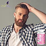 NutriZing-Suplemento-Biotin–Tabletas-solubles-en-agua-con-Vitamina-B7-y-Complejo-B-fciles-de-tragar-con-un-amplio-espectro-y-fuerza-de-10000-mcg-para-hombres-Mujeres–Lo-mejor-para-el-crecimiento-del