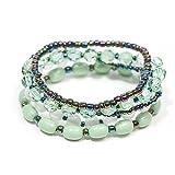 Schmuck-Art LaRenna 29565 5.5 centimeters Palladium Bracelet