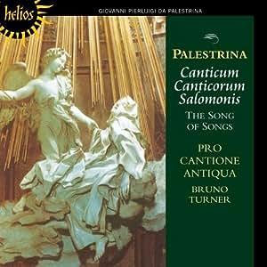 Canticum Canticorum Salomonis (Pro Cantione Antiqua)