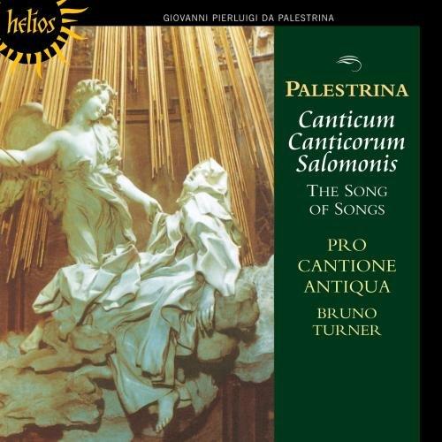 Le Cantique des Cantiques / Pro Cantione Antiqua, dir. Bruno Turner