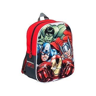 SAMBRO Marvel Vengadores – Mochila (32 x 25 x 10cm)