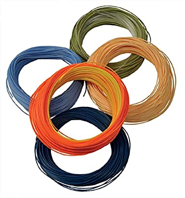 British made HIGH QUALITY MILLEND FLOATING WF FLY LINE by British made
