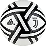 adidas Italian Serie A Herren-Fußballball, Juventus, Herren, Juventus Soccer Ball, weiß, 5