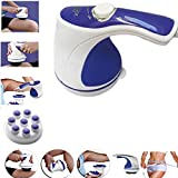 #2: New Relax Spin Tone Body Massager / body pain relief massager by Siddhi Collection