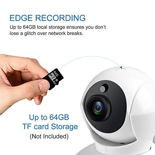 SANNCE-2x-1080P-IP-WIFI-Cmara-Video-Vigilancia-IR-Vision-nocturna-incorporado-Micrfono-y-altavoz-Deteccin-de-movimiento-sonido-compatible-con-iOS-Android-Soporta-64GB