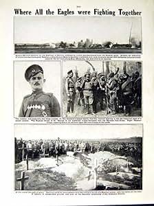 SABRE 1916 RUSSE DE COSAQUES DE SOLDATS DE GUERRE MONDIALE GEORGE