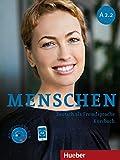 Menschen A2/2: Deutsch als Fremdsprache / Kursbuch mit DVD-ROM
