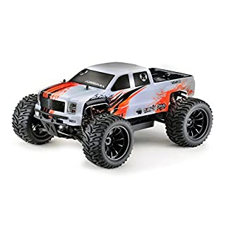 Absima Hot Shot Series 12216–Next Generation amt2.4Brushless 1: 10RC Electric Monster Truck Model Car 4WD RTR 2.4GHz