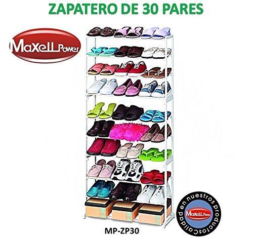 Zapatero de 30 pares en Rebaja