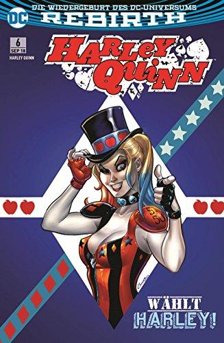 Harley Quinn: Bd. 6 (2. Serie): Wählt Harley!