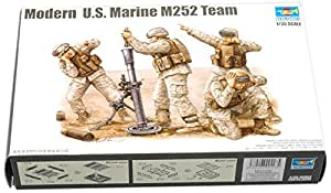Equipe de mortier M252 USMC - Irak 2009