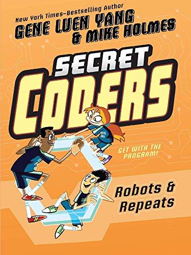 Robots & Repeats (Secret Coders)