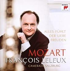 Alles fühlt der Liebe Freuden - Mozart: Werke für Oboe und Orchester