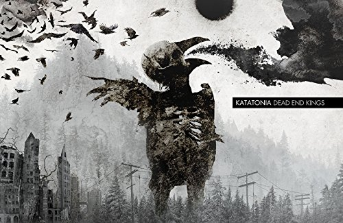 Katatonia Dead End Kings Textil Poster Flagge 101,6 x 71,1 cm