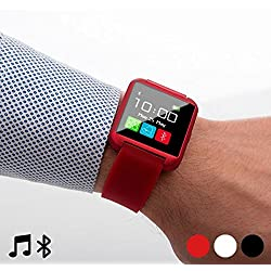 Smartwatch BT110 with Audio (White)
