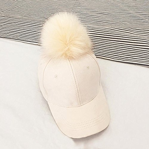 Llxln Neutrale Casual Stricken Mützen Warmer Winter Schwarz Squash Wildleder Baseball Cap Lady Gebogene Hut, Beige