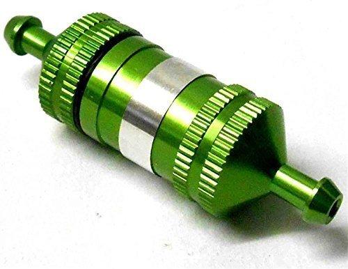 51751G 1/10 1/8 échelle modèle de RC Alliage Aluminium Huile Nitro Brillantes Filtre À burant