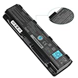 PA5024U-1BRS PABAS260 Batterie pour Toshiba Satellite C850 C850D C855 C870 C875 L850 L855 L870 Ordinateur PC Portable[6 Cellules 4400mAh 11.1V Noir]
