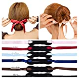 Butterme Magic Twist Bun Maker Clip Hakenhalter