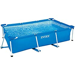 Intex 28271NP - Piscina desmontable, 260 x 160 x 65 cm, 2,282 l